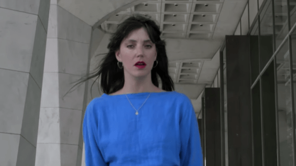 Sharon Van Etten No One's Easy to Love Video Watch