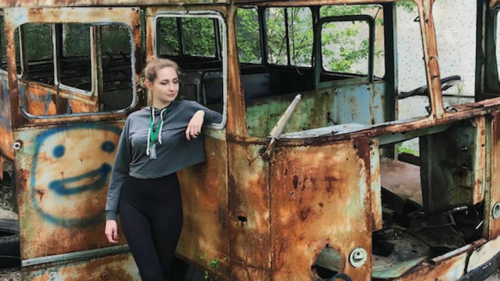 Social Media Influencers Chernobyl