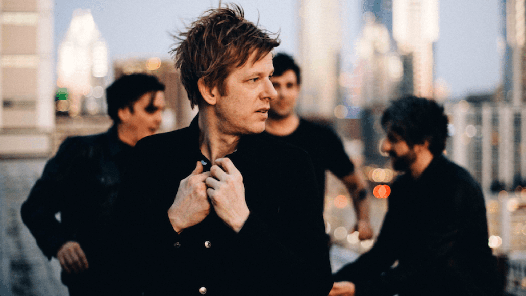 Spoon No Bullets Spent Everything Hits at Once Greatest Hits album Oliver Halfin