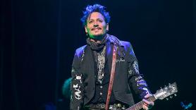 The Hollywood Vampires' Johnny Depp