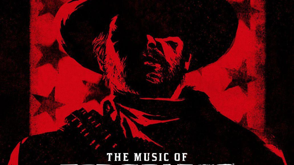 The Music Of Red Dead Redemption 2 Original Soundtrack album cover artwork