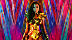 Wonder Woman 1984 (Warner Bros.) DC Films Golden Eagle Armor Patty Jenkins Gal Gadot Poster