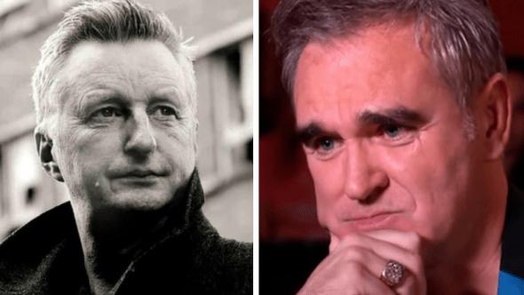 billy brag interpol morrissey controversy politics far right