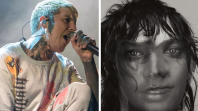 bring me the horizon anohni drone bomb me cover song stream spotify