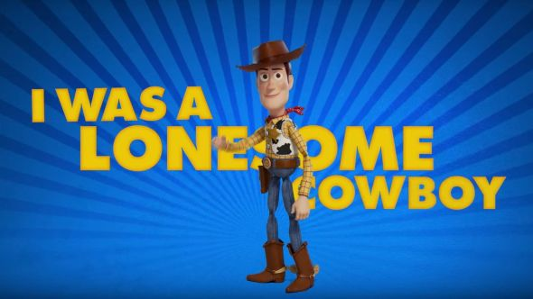 """""""The Ballad of the Lonesome Cowboy"""" Toy Story 4 soundtrack chris stapleton randy newman"""