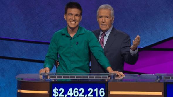 jeopardy james holzauer donates money alex trebek cancer