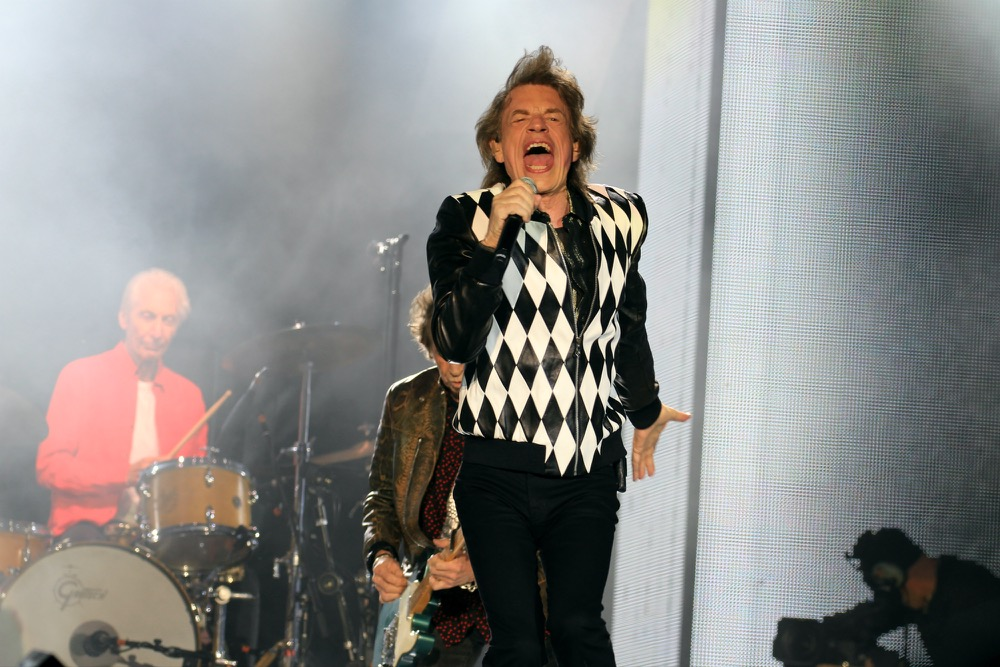 The Rolling Stones Shake Off Rust at Chicago's Soldier Field