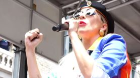 Lady Gaga delivers epic speech at Stonewall Day Concert