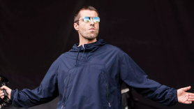 liam gallagher shockwave new song rock music why me why not