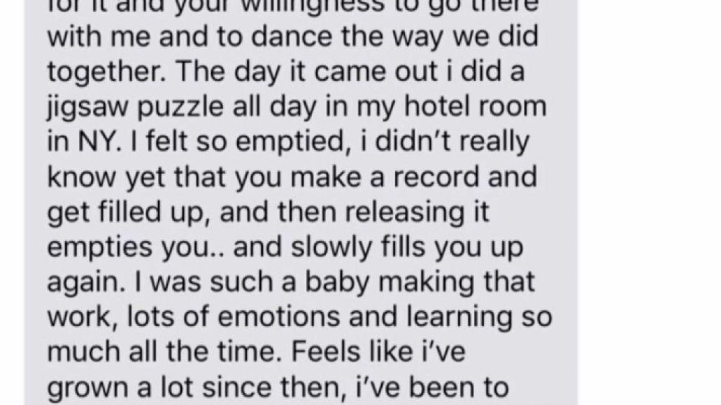 Lorde Instagram third album record confirmation