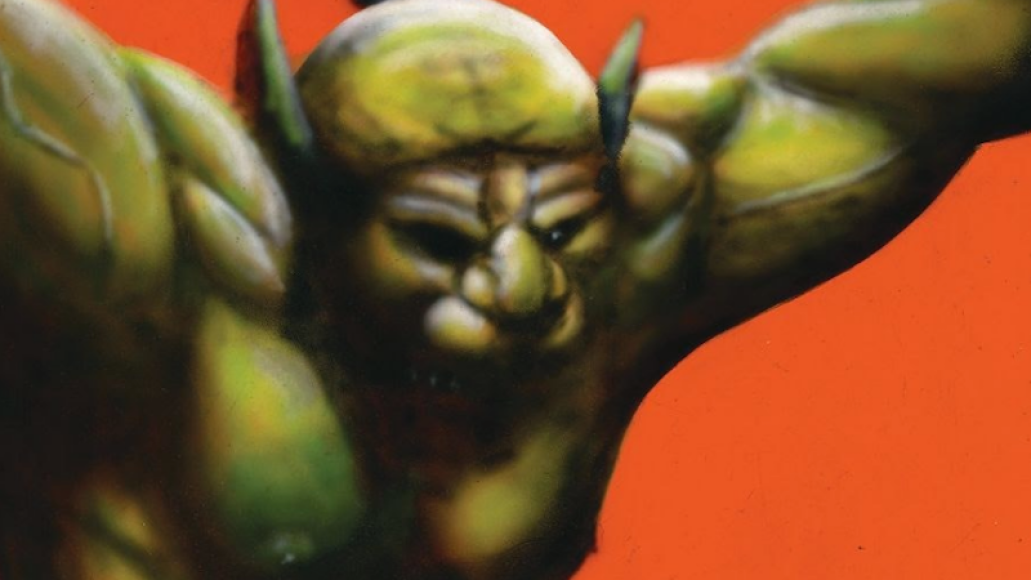 oh sees face stabber new album artwork cover Oh Sees break down their new album Face Stabber, Track by Track: Stream