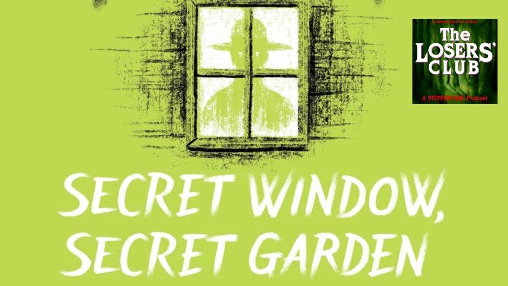 Stephen King's Secret Window, Secret Garden cover
