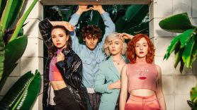 The Regrettes 2019 Press Photo