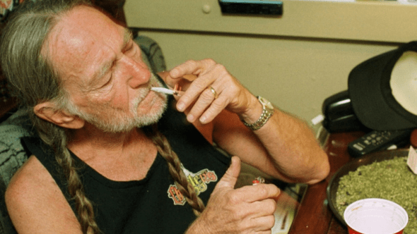 willie nelson chief tester weed company business
