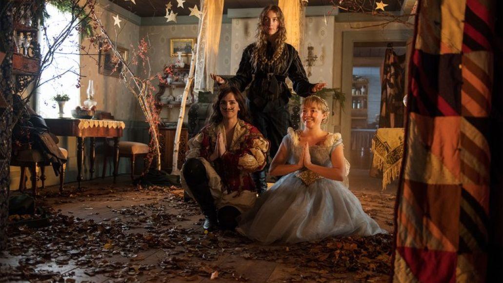 little women 2019 film saoirse ronan florence pugh