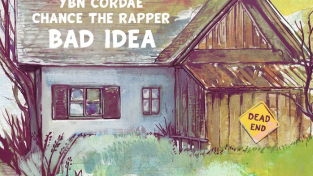 ybn cordae artwork single YBN Cordae and Chance the Rapper team up on new song Bad Idea: Stream
