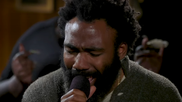 """Childish Gambino covers Chris Gaines' """"Lost in You"""""""