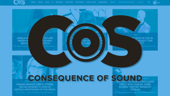 Consequence of Sound News Writer Hiring Job Opening