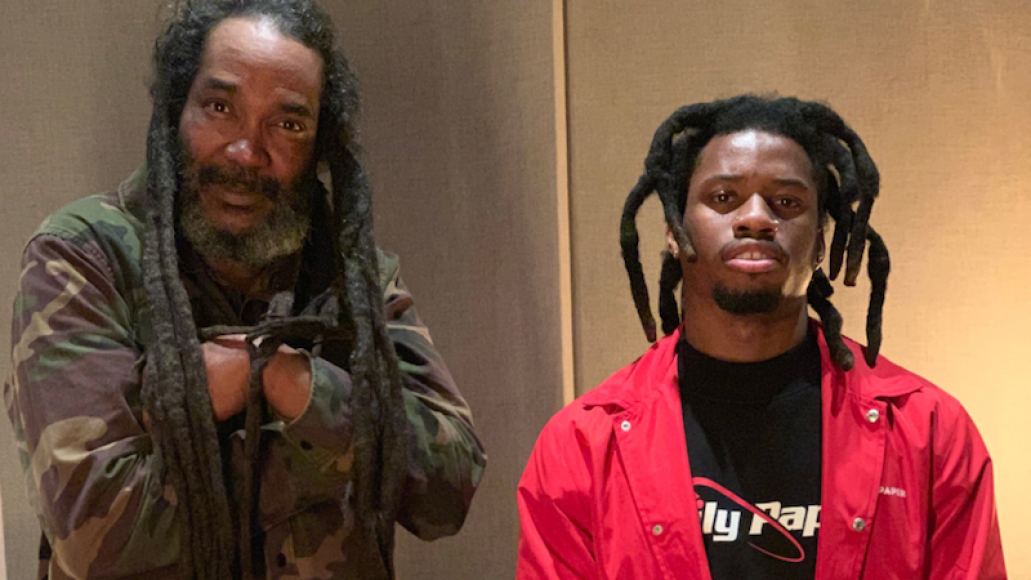 Denzel Curry Bad Brains I Against I Punk Spotify Singles Session STream Fucked Up Clout Cobain   Clout Co13a1n twitter