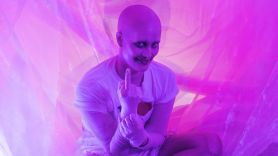 Fever Ray, photo by Michelle Feldkamp I'M NOT DONE (STILL NOT DONE) I'm NOT DONE (LIVE)