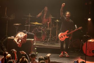Fever 333 at NYC's Gramercy Theatre