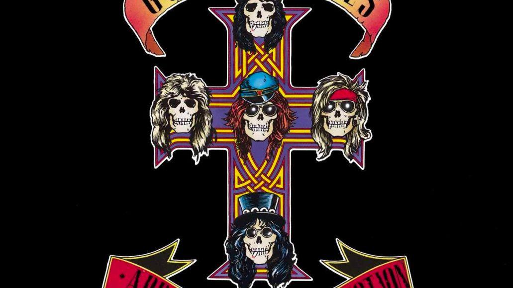 Guns N Roses - Appetite for Destruction