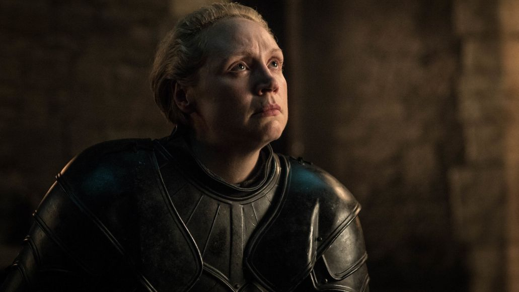 Gwendoline Christie in Game of Thrones Emmys nominated herself