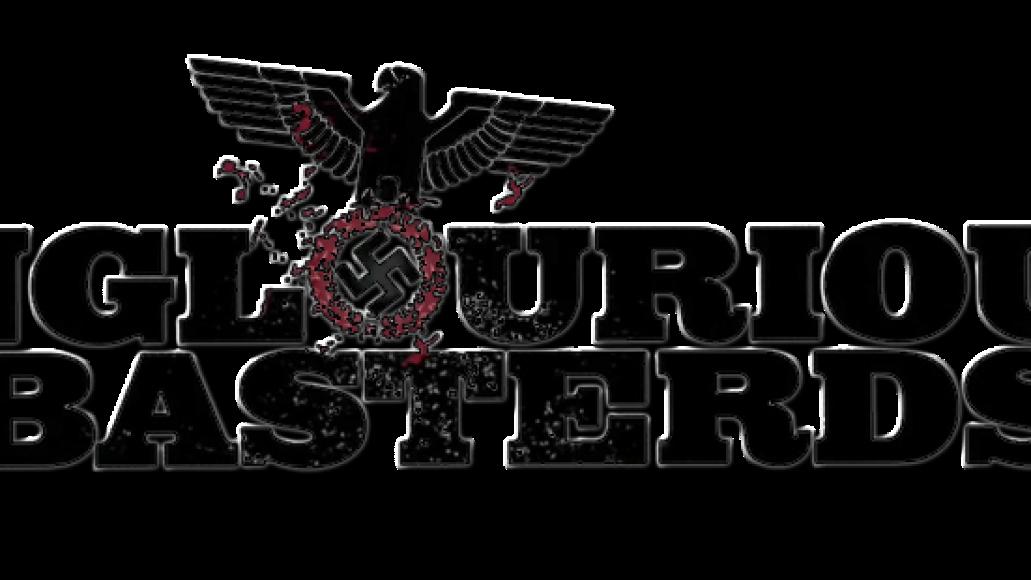 Inglourious basterds movie logo Quentin Tarantinos 50 Greatest Quotes