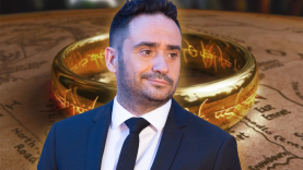 J.A. Bayona Lord of The Rings Amazon Series director