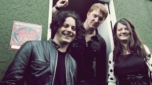 The White Stripes with Josh Homme