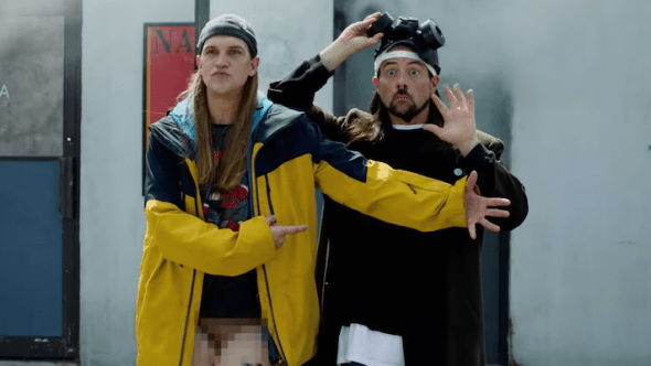 Jay and Silent Bob Reboot Trailer kevin smith jason mewes