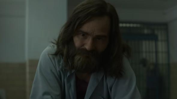 """Charles Manson"" in Mindhunter Season 2"