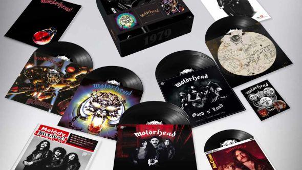 Motorhead 1979 Box Set
