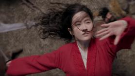 Mulan live-action remake trailer disney movie