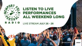 Newport Folk Fest Radio