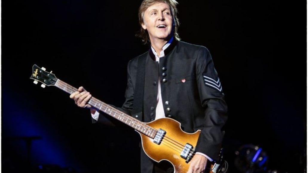 It's a Wonderful Life Musical Paul McCartney, photo by MJ Kim