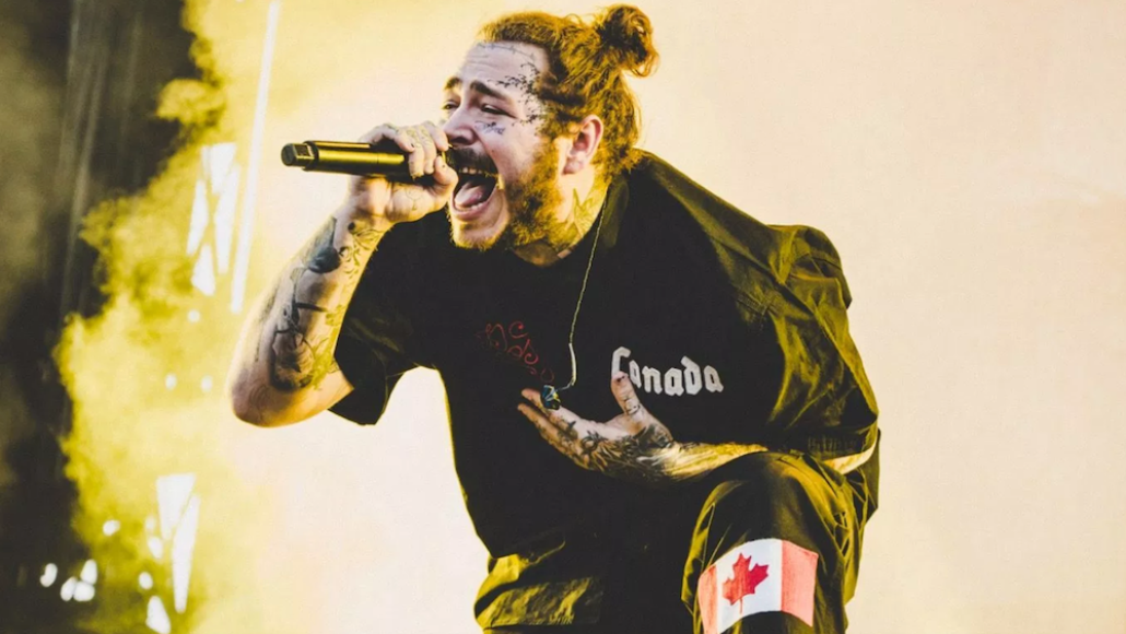 Post Malone Tour North America fall swae lee runaway tour