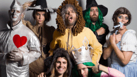 The Flaming Lips King's Mouth Stream New Album Record Store Day George Salisbury Wizard of Oz