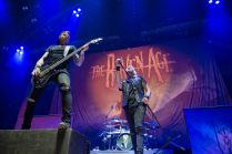 The Raven Age perform at Barclays Center in Brooklyn