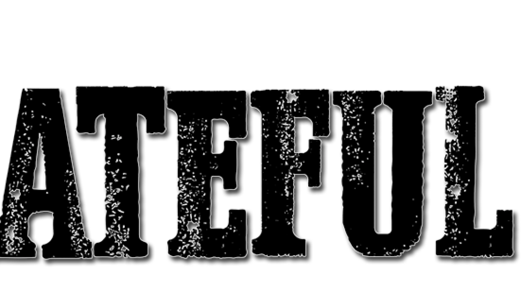 The hateful eight movie logo Quentin Tarantinos 50 Greatest Quotes
