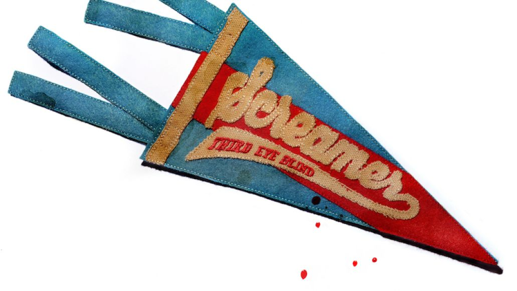 Third Eye Blind Screamer album cover artwork