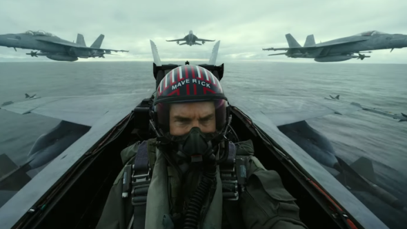 Top Gun Maverick trailer tom cruise sequel