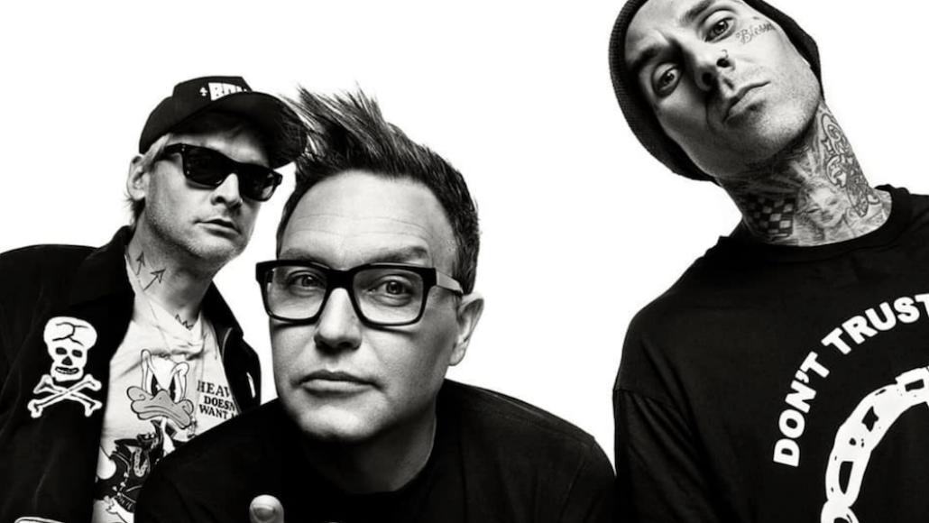 blink 182 happy days new song release pop punk album