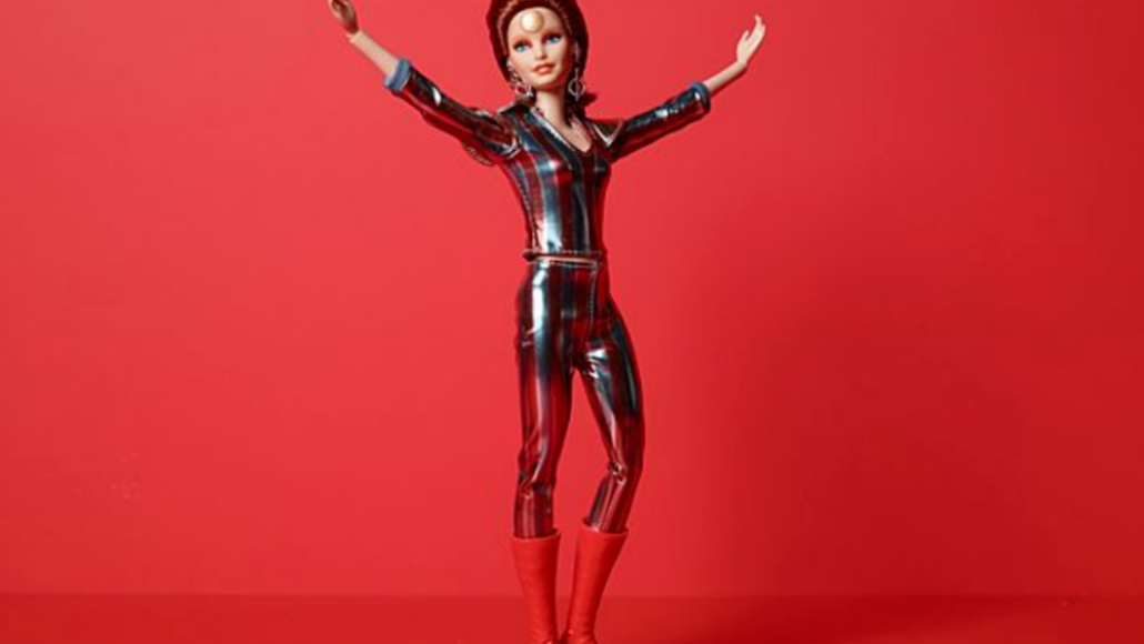 bowie barbie space oddity 1 Mattel releases David Bowie inspired Barbie to celebrate 50th anniversary of Space Oddity