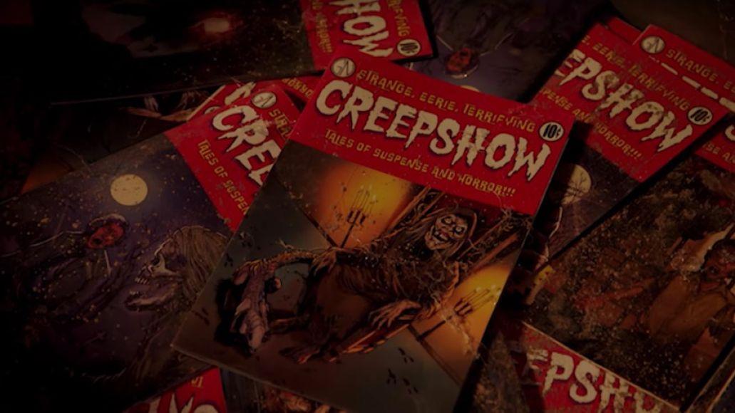 Shudder shares Creepshow Trailer