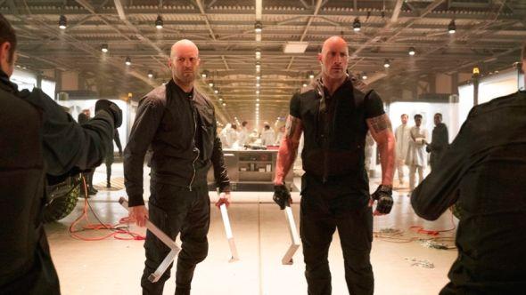 Hobbs and Shaw (Universal)