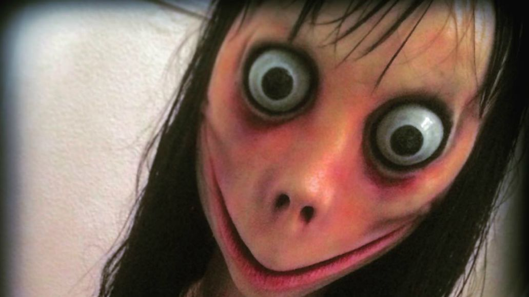 Momo Challenge being turned into a horror movie