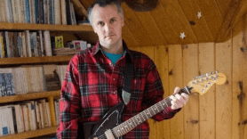 Mount Eerie Phil Elverum, fireworks & wind 4th of july new single song track photo by Jeff Miller