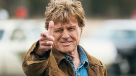 Robert Redford in HBO's Watchmen