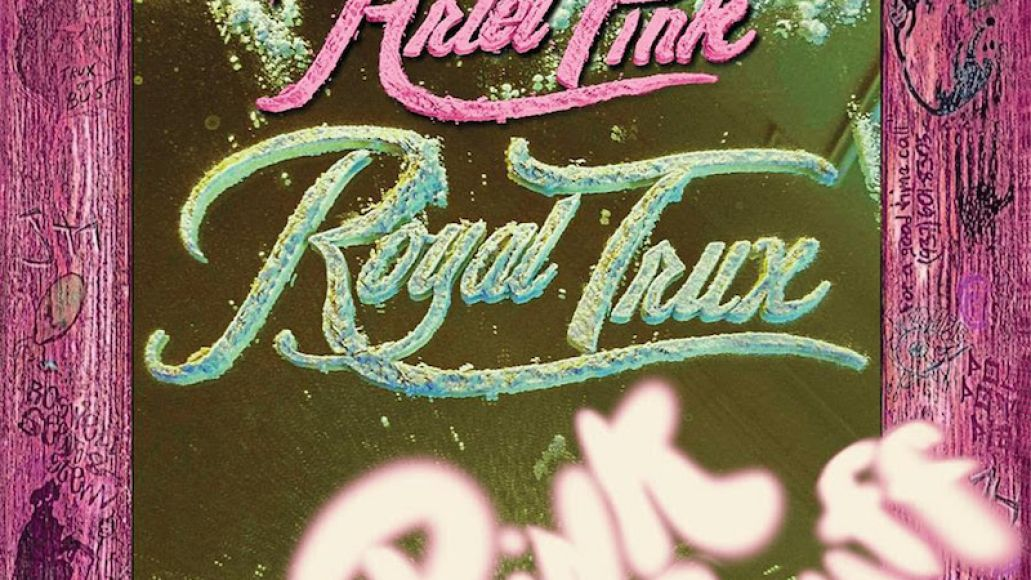 royal trux ariel pink pink stuff ep artwork Royal Trux and Ariel Pink announce collaborative EP, share new version of Suburban Junky Lady: Stream